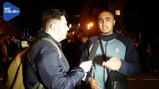 """CHELSEA 4-3 SLAVIA PRAGUE (5-3) 