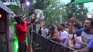 Live LEGAL SHOT feat MR WILLIAMZ, LASAI and GREEN CROSS - Dub Foundation - Reggae Sun Ska 2017