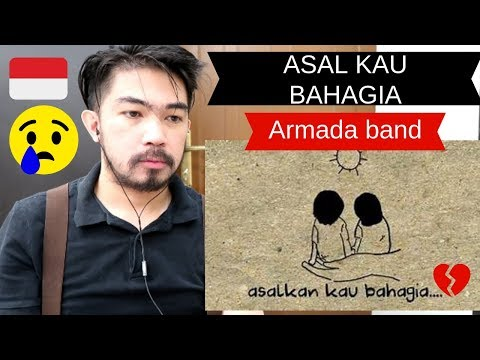 *REAKSI*Armada - Asal Kau Bahagia (Official Lyric Video) ✅