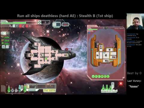 [FR] Run all ships deathless (hard AE) : Stealth B ( 1st ship)