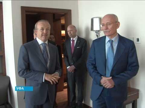 Рустэм Хамитов проинспектировал новый пятизвездочный отель
