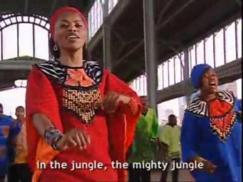 Soweto Gospel Choir - SofP 'Mbube'