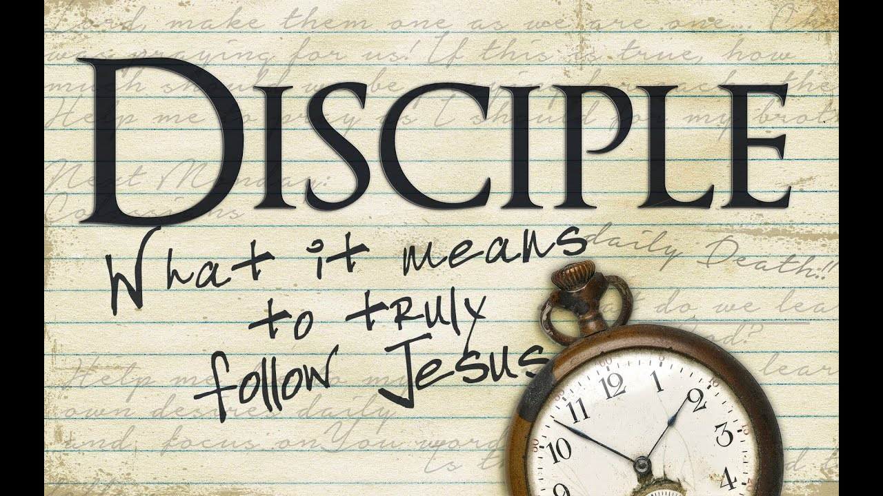 A Blessed Sunday: The Cost of Discipleship
