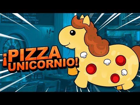 ¡PIZZA UNICORNIO! | Pizza Evolution