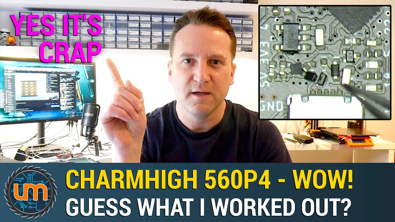 Charmhigh 560P4 - WOW! Guess what I worked out?!?!