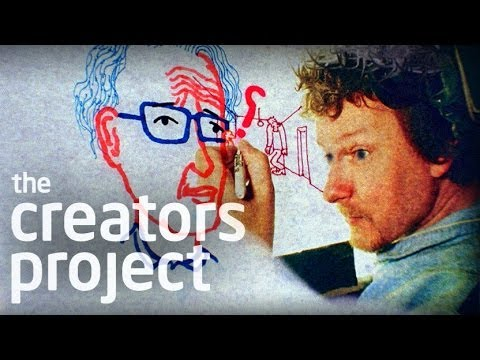 Animating Noam Chomsky  An Afternoon With Michel Gondry