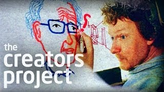 Animating Noam Chomsky | An Afternoon With Michel Gondry