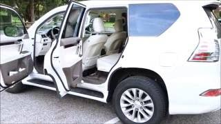 2015 Lexus GX 460 Car Review Speed Test + Highlights