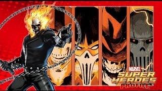 [SHP] 07 ประวัติ Ghost Rider กะโหลกเพลิงนักบิด พิชิตซาตาน!!