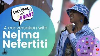A Conversation With Nejma Nefertiti screenshot 5