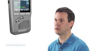 Das neue Philips Pocket Memo - Produktvideo