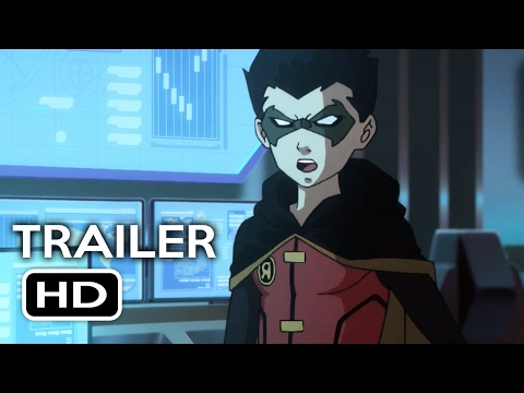 Teen Titans: The Judas Contract Trailer #1 (2017) Animated Movie HD streaming vf