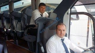 Otobüs Şoförleri ile kısa bir sohbet - Kamil Koç Neoplan Tourliner euro 6