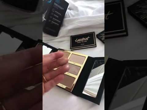 Tammy Hembrow tart cosmetics makeup