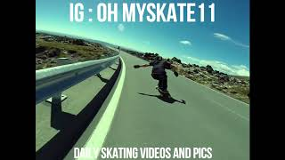 Best SkateBoard Trick , This Guy want to kill her self #3