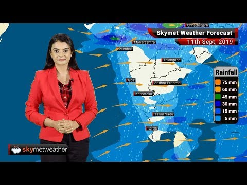 Weather Forecast Sep 11: Moderate to heavy rains in Prayagraj, Guwahati, Varanasi and Jabalpur