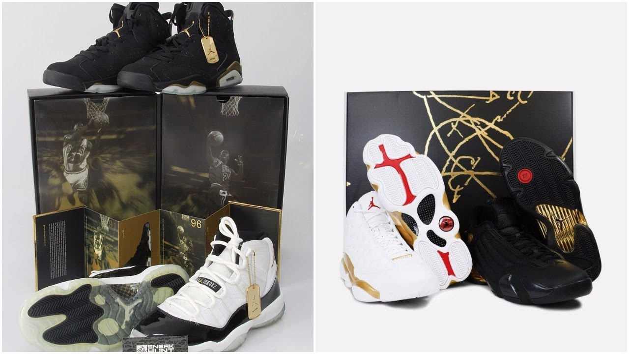 b5d41eaa2de Why $500 For The Air Jordan DMP 13 14 Finals Pack Is A Rip Off - YouTube