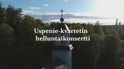 Uspenie-kvartetin helluntaikonsertti