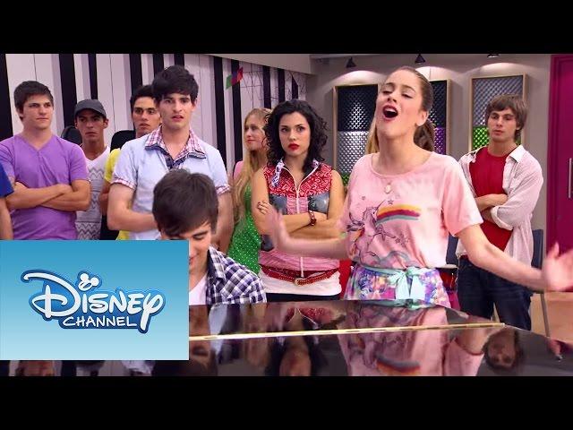 Violetta: Momento musical - Los alumnos del Studio cantan juntos Videos De Viajes