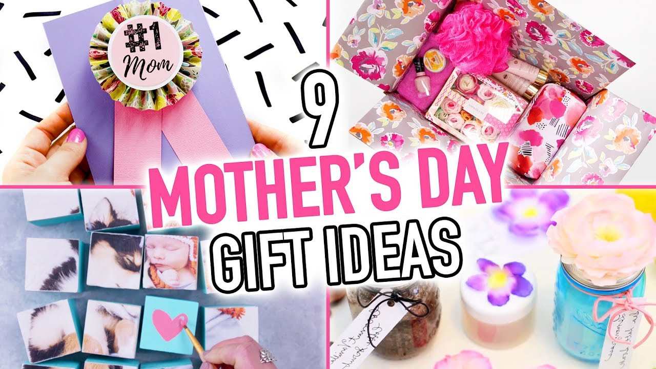9 Diy Mother S Day Gift Ideas Hgtv Handmade Youtube