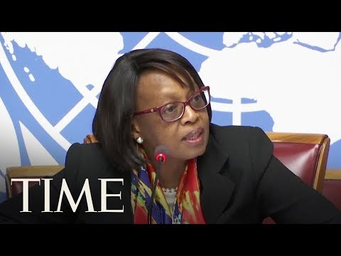 World Health Organization Press Conference On Ebola Crisis In Congo | TIME