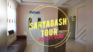 видео Хороший курорт в Сарыагаше