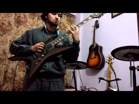 awaken (Musta Krakish)- Dethklok guitar and bass cover