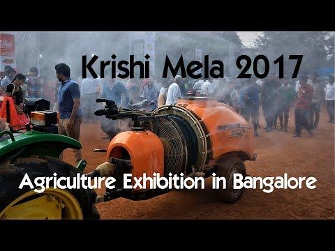 GKVK Krishi Mela 2017 Agriculture Exhibition in Bangalore