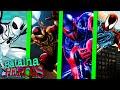 Minecraft : Spider Branco Vs Iron Spider Vs Spider Do Futuro Vs Clone Do Spider - Batalha De HerÓi video