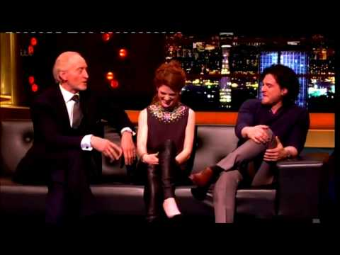 """""""Game Of Thrones Cast & Stereophonics"""" The Jonathan Ross Show 4 Ep 11 16 March 2013 Part 5/5"""