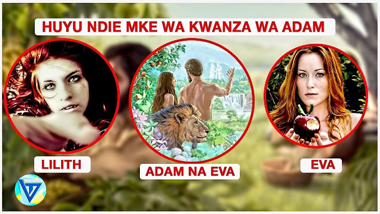 Eva lilith adam Legend of