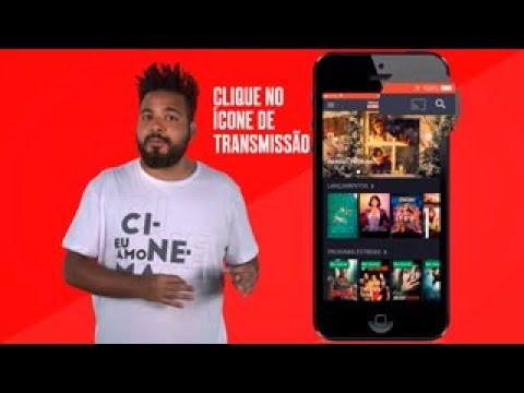 Como usar o chromecast | Telecine Play