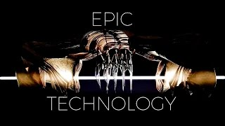 Epic Technology - Powerful Atmospheric Hybrid Cinematic Instrumental Background Music for Video