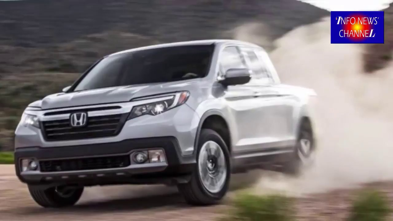 New 2019 Honda Ridgeline Hybrid Trains Fuel Economy
