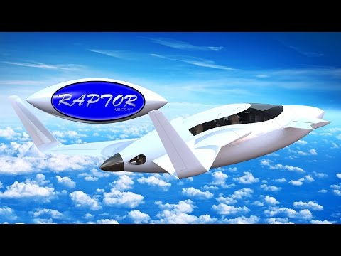 Raptor Aerodynamics comparison with Cirrus SR22