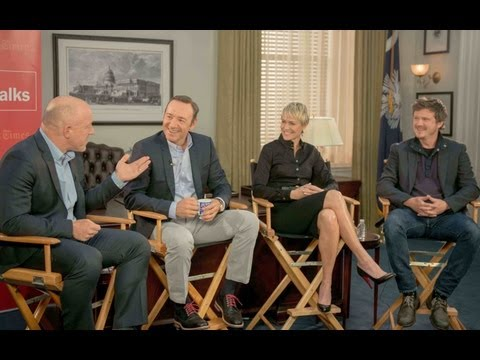 House of Cards | Interview | TimesTalks