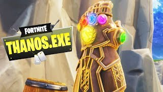 THANOS.EXE - FORTNITE MONTAJE EPICO GRACIOSO