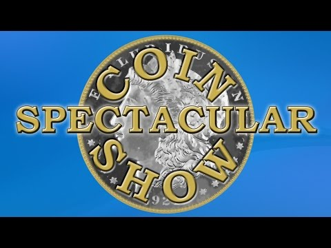 Coin Show Spectacular Live Stream 1/23/16