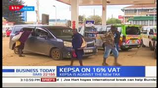 The Kenya private sector alliance  on 16% vat