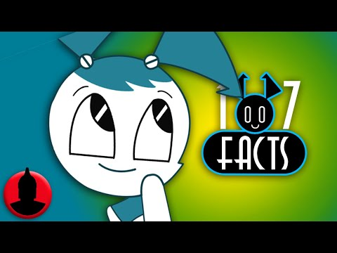 107 My Life as a Teenage Robot Facts YOU Should Know! (Tooned Up #237) | ChannelFrederator