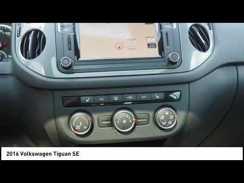 2016 Volkswagen Tiguan Huntington Station NY VU9402