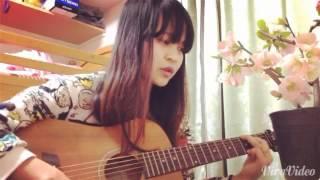 Lặng Thầm Một Tình Yêu - Thanh Bùi guitar cover by Thảo MOn