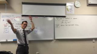 Mechanics (2 of 7: Introduction to Newton's Second Law and Third Law and its relation to Mechanics)