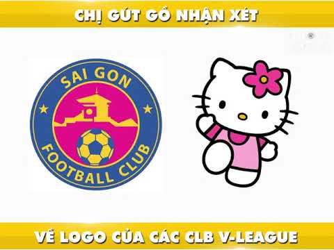 Xem chị Google nhận xét logo của 14 đội bóng Vleague năm nay mà không nhịn được cười