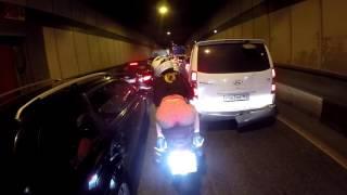 MOSCOW -2016 MOTO Girl Sex