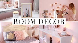 FALL ROOM DECOR ♡ Перевоплощение комнаты к осени  | JYSK