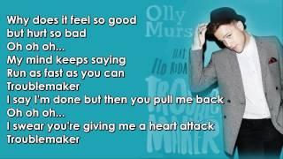 Download Video Olly Murs feat  Flo Rida   Troublemaker Lyrics dodas MP3 3GP MP4