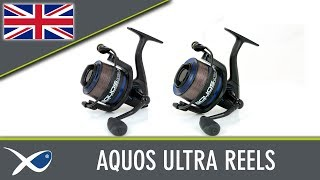 *** Coarse & Match Fishing TV *** Aquos Ultra Reels 3000 & 4000
