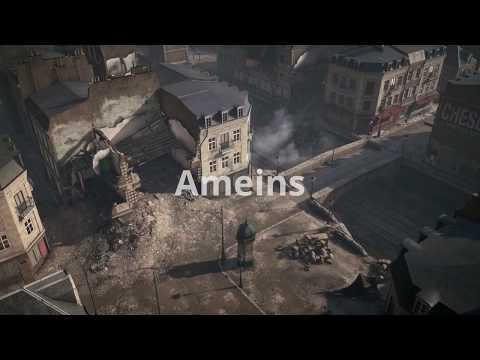 Battlefield 1/ best kills on Ameins