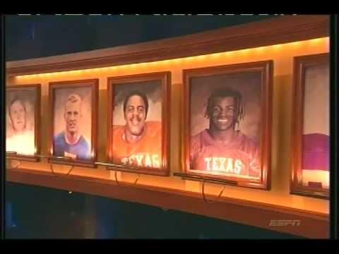 2008 Heisman Colt McCoy segment